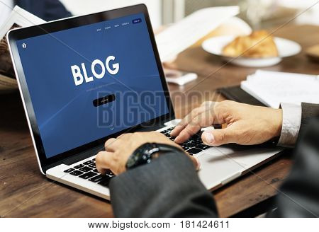 Blog Homepage Content Site Post Story Website