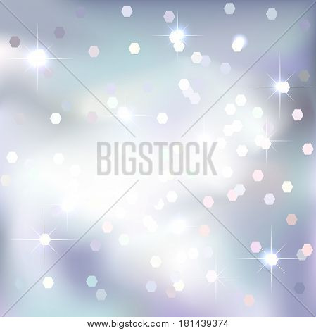 Abstract background. Festive design. Magical New Year, Christmas, wedding, event style
