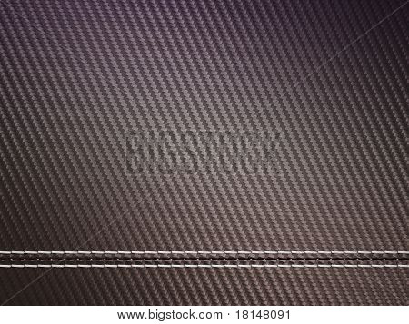 Horizontally Stitched Carbon Fibre