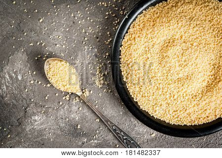 Couscous On A Plate