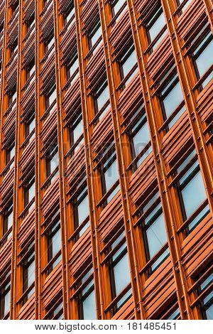 Central St Giles - Orange