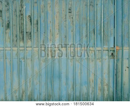 Textures of an iron fence background wallpaper color material metal rust old surface pattern