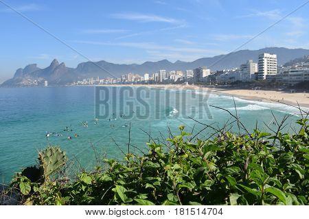 Arpoador View - Rio de Janeiro - Brazil