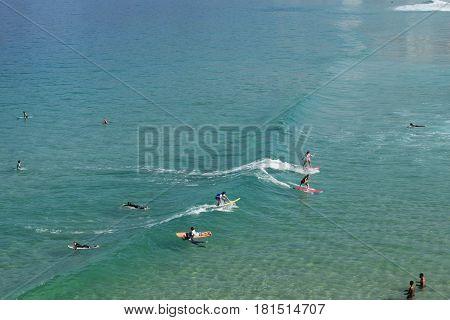 Surf Arpoador - Rio de Janeiro - Brazil
