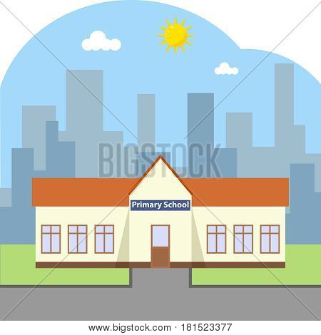 The Building Of Primary School