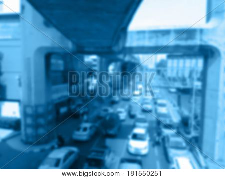 Blurred Photo, Blurry Image, .traffic In The Capital, Background