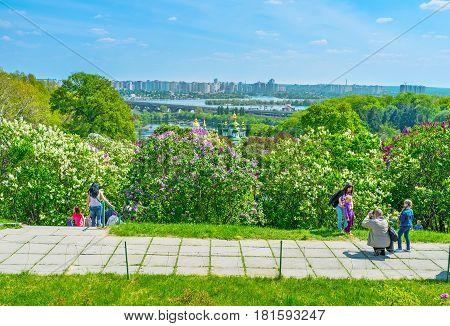Kiev Botanic Garden