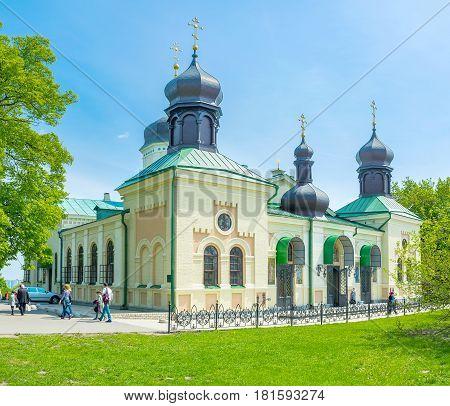 Trinity Monastery Of St. Jonas