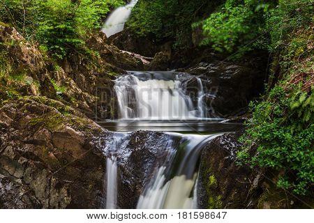 Pecca Falls Cascades