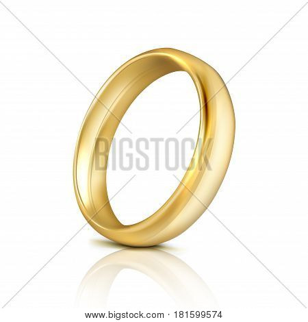 vector ring  isolated on white background .  vector illustration