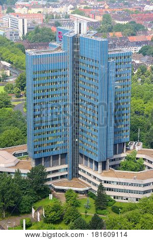 Telekom Tower, Dortmund