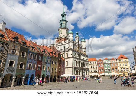 Poznan City Poland
