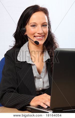 Business Of Customer Service Over The Telephone