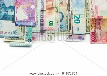 Foreign Currency Banknotes