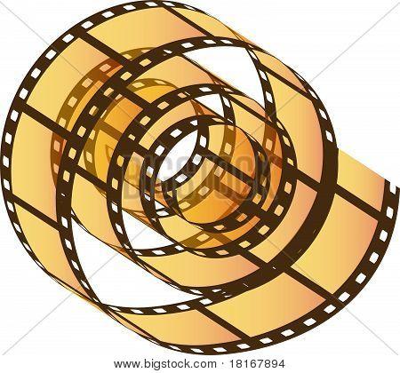 Photo film reel