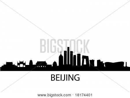Skyline Beijing