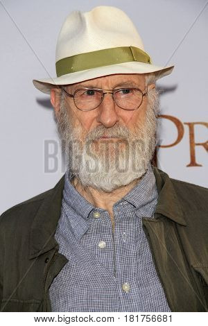 LOS ANGELES - APR 12:  James Cromwell at the