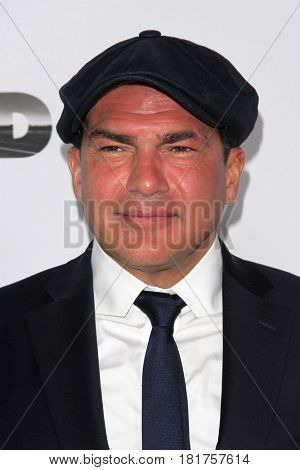 LOS ANGELES - APR 12:  Tamer Hassan at the