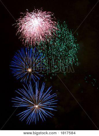 Tulsa 4Th Of July Fireworks 9