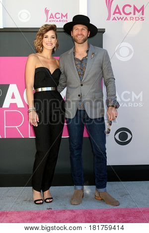 LAS VEGAS - APR 2:  Drake White at the Academy of Country Music Awards 2017 at T-Mobile Arena on April 2, 2017 in Las Vegas, NV