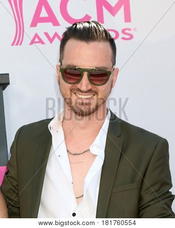 LAS VEGAS - APR 2:  Nitzan Kaikov, K-KOV at the Academy of Country Music Awards 2017 at T-Mobile Arena on April 2, 2017 in Las Vegas, NV