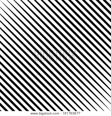 Geometric Pattern: Slanted Lines In Clipping Mask