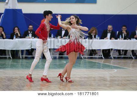 Salsa Dance Championship