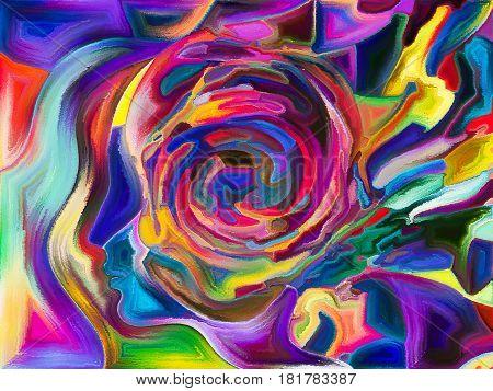 Colorful Fragmentation