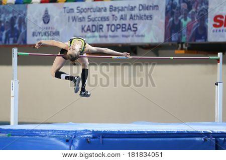 Ruhi Sarialp Jumping Championship