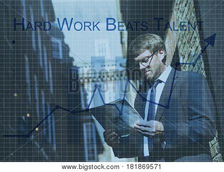 Hard Work Motivation Positivity Success Work