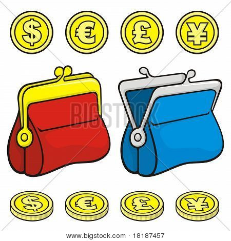 Coin Purse Wallet