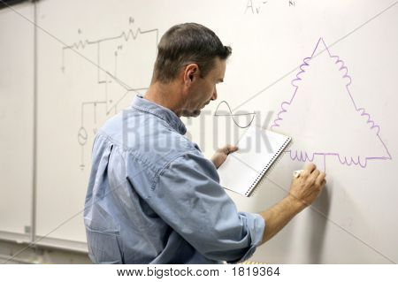 Adult Education - Electrical Diagram