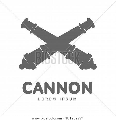 Abstract Vector Cannon Label