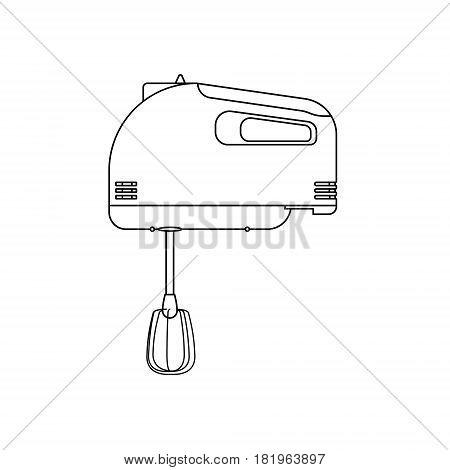 Hand Mixer Vector