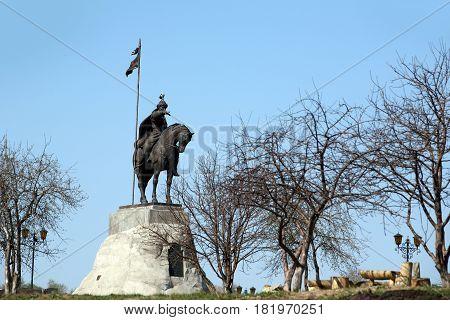 Monument Bulgur Emir Ibrahim I Bin Muhammad