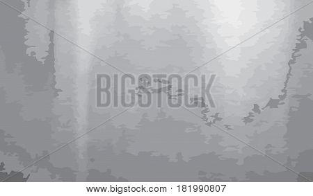A multi layered grey iron metal style background