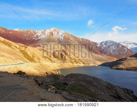 Beautiful Landscape Of Lulusar Lake, Kaghan Valley, Pakistan