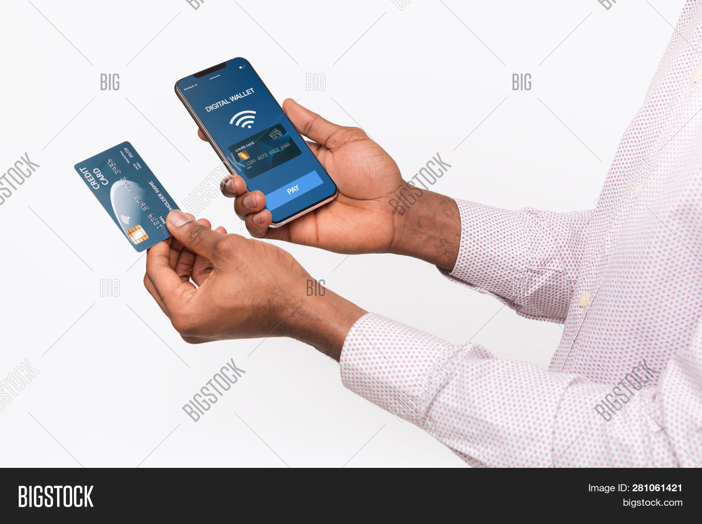 Mobile Banking  Man Image & Photo (Free Trial) | Bigstock