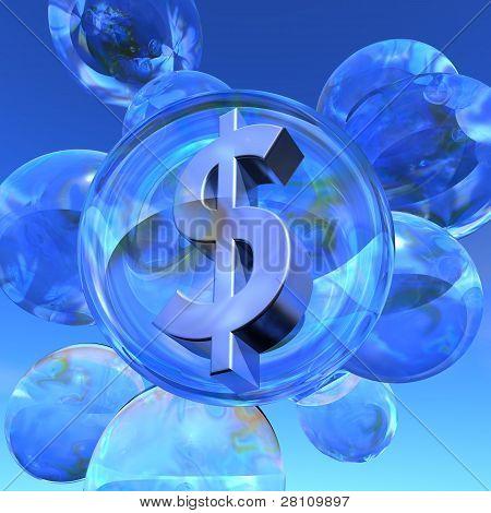 Dollar bubble
