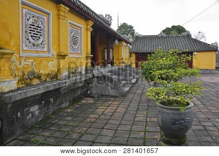 The Truong Sanh Residence In The Imperial City, Hue, Vietnam