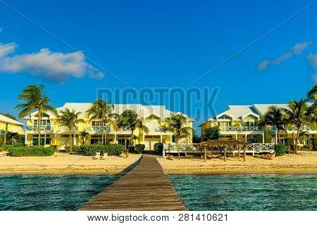 Little Cayman, Cayman Islands, Nov 2018, The Conch Club By The Caribbean Sea