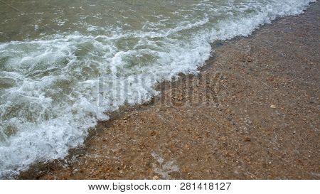 Strand In Bournemouth Urlaubsfeeling In England Im Sommer