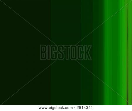 Green Right Border