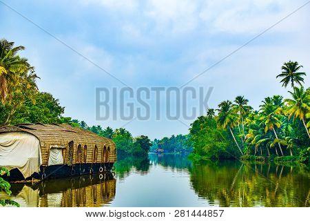 A Houseboat Stay In Kumarakom Backwaters Kerala