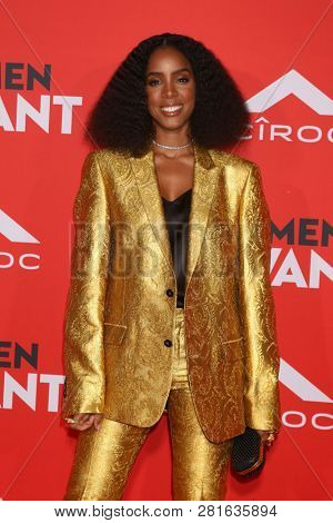LOS ANGELES - JAN 28:  Kelly Rowland at the