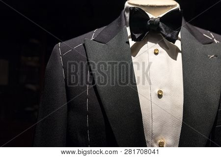 Tailored Dinner Jacket