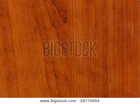Close-up wooden Cherry Portofino texture to background
