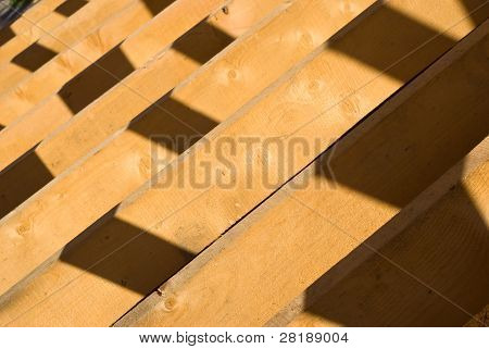 House Construction Frame