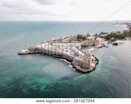 Fort Sao Sebastiao Or San Sebastian, Mozambique Island Or Ilha De Mocambique, Indian Ocean Coast, Mo