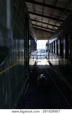 Kingston Flyer Heritage Railway , Near Queenstown, South Island, New Zealand